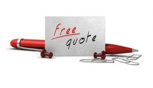 Columbus free quote