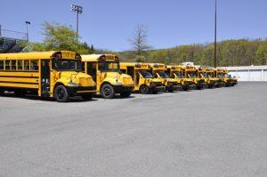 Eliminating Danger for Kids: School Bus Cameras are Installed
