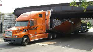 The Ongoing Battle Between Trucks and Bridges