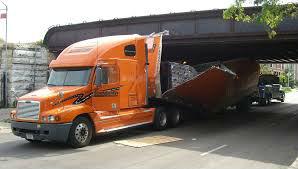 The Ongoing Battle Between Trucks and Bridges