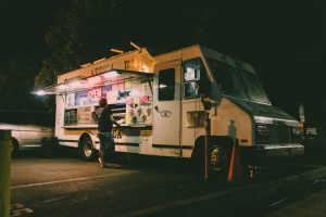 Food Trucks Support Truck Drivers