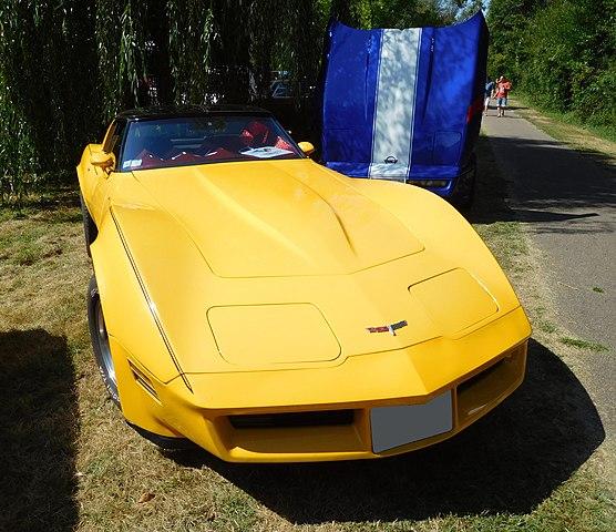 Corvette For Sale: America's Sports Car