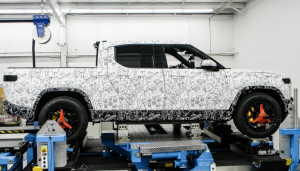 Rivian Snags $2.65 Billion Dollars, Though Amazon Is The Only Buyer