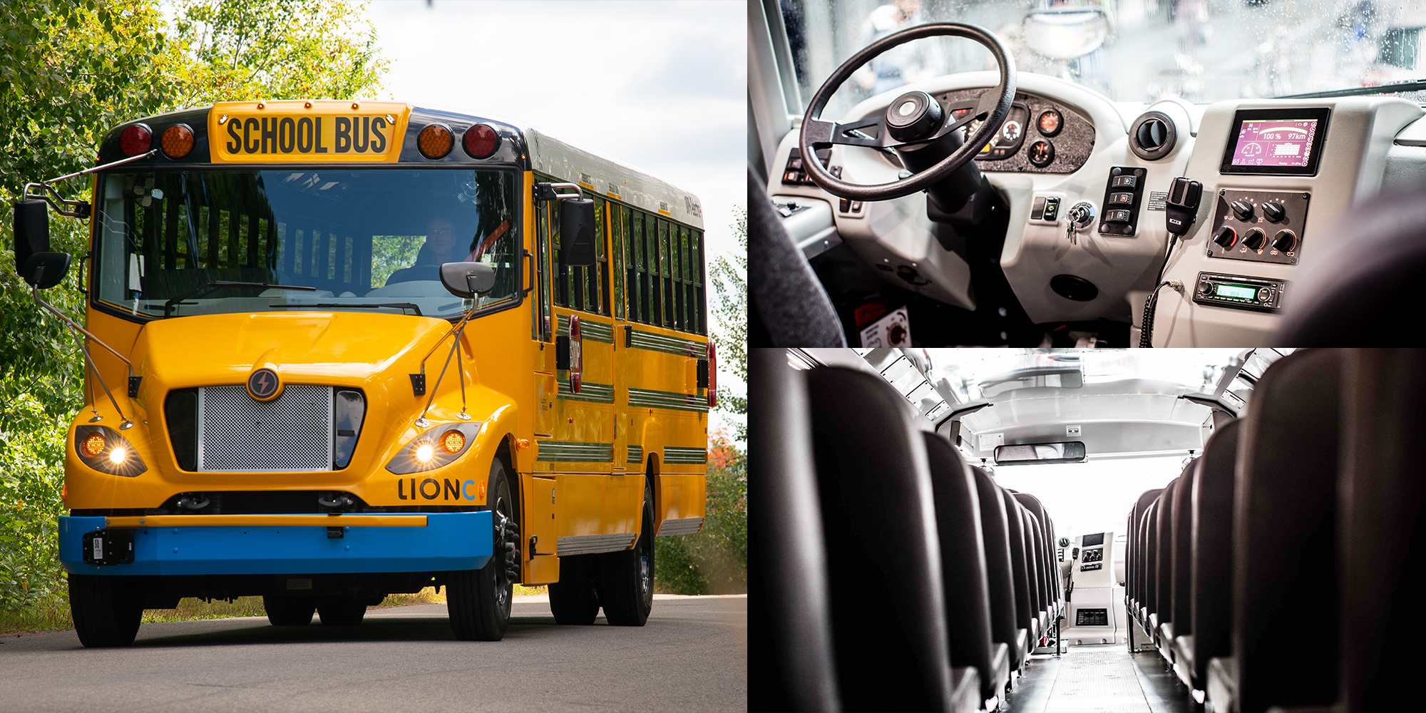 Lion Electric Will Boogie-Oogie-Oogie Their Zero-Emission School Buses